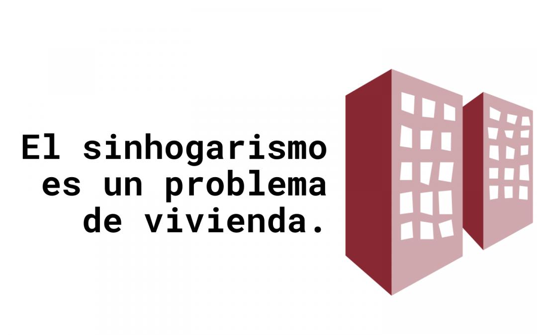 La primera evaluación de Housing First en España demuestra que es una solución eficiente contra el sinhogarismo