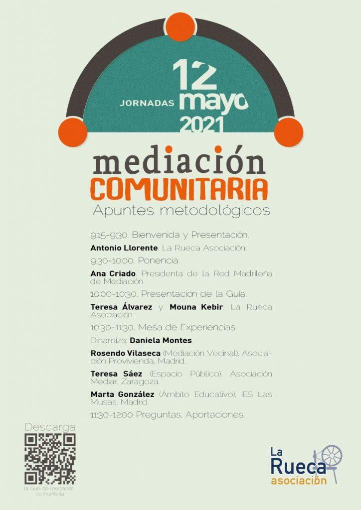 Programa Jornada Mediación La Rueca
